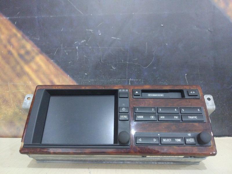 Монитор Bmw 528I E39 M52TU 1999