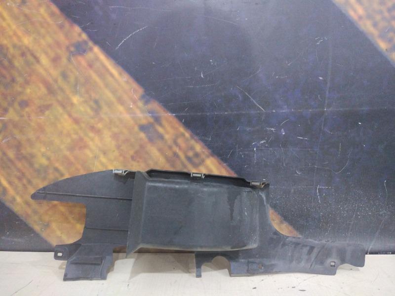 Воздуховод охлаждения тормозов Bmw 528I E39 M52TU 1999 передний левый