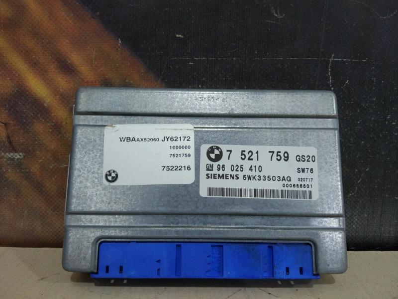 Блок управления акпп Bmw 318I E46 N42 2003