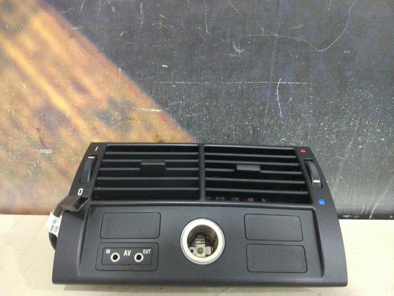 Воздуховод Bmw X5 E53 M62 2001 задний