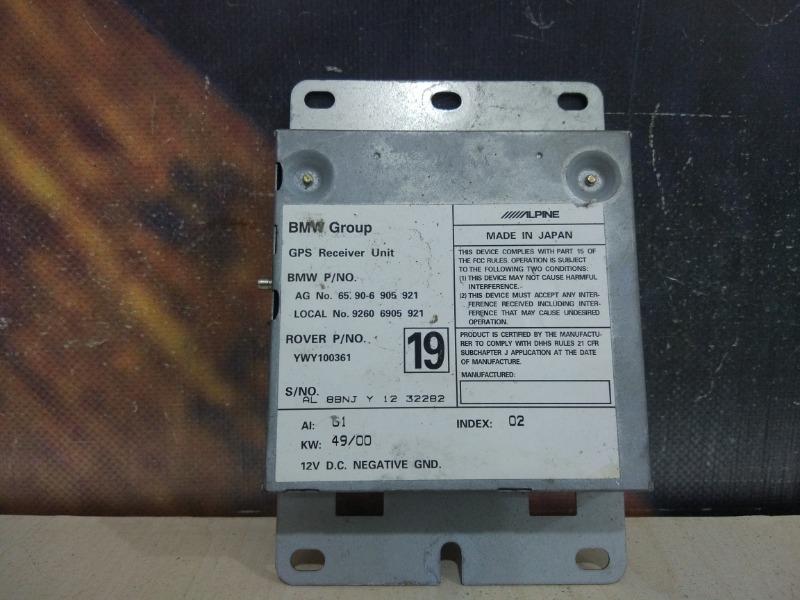 Принимающий модуль gps Bmw X5 E53 M62 2001