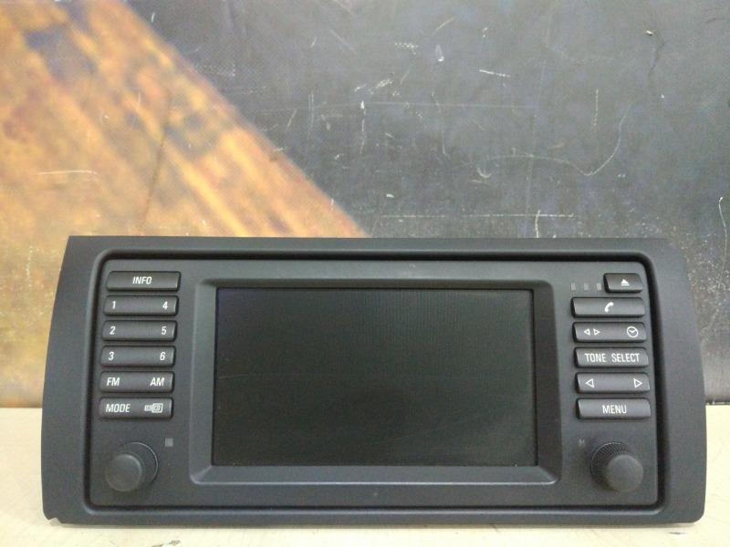 Монитор Bmw X5 E53 M62 2001