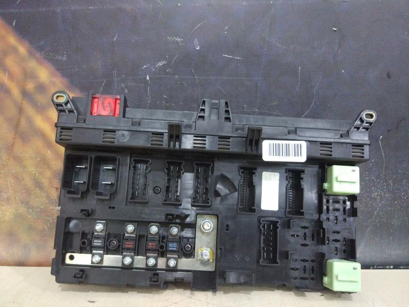 Блок предохранителей Bmw X5 E53 M62 2001