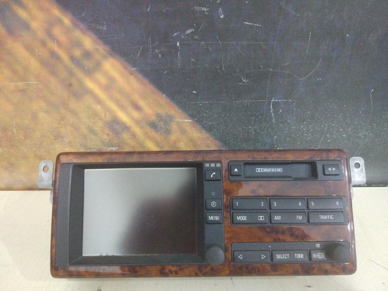 Монитор Bmw 525I E39 M52 1996
