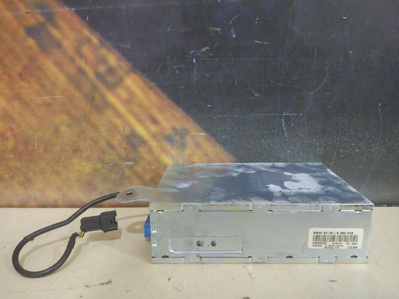 Видеоблок Bmw 525I E39 M52 1996
