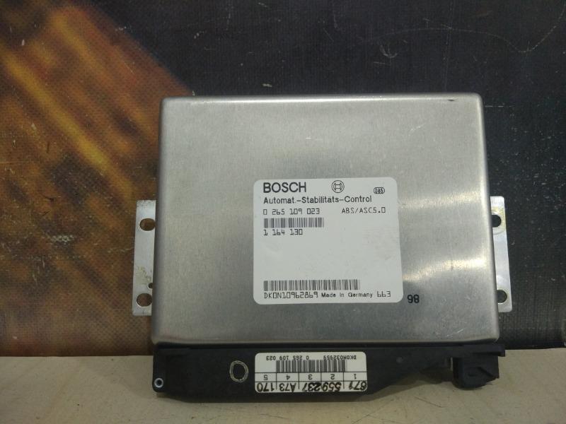 Блок управления abs Bmw 525I E39 M52 1996