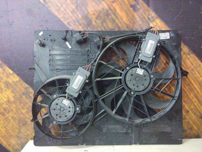 Вентилятор радиатора Volkswagen Touareg 7L AZZ/3 2003