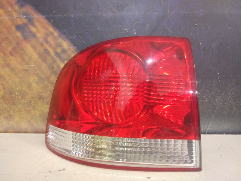 Фонарь Volkswagen Touareg 7L AZZ/3 2003 задний левый