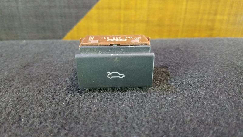 Кнопка открывания багажника Audi A6 C6 AUK 2005