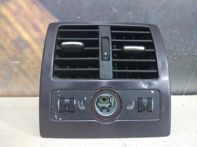 Воздуховод Audi A6 C5 ASN 2003 задний