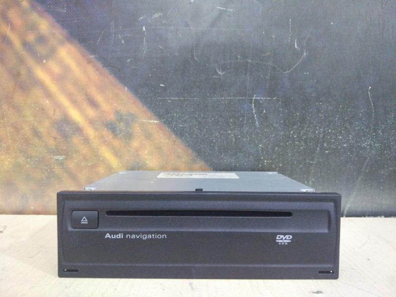 Блок навигации Audi A6 C6 AUK 2006