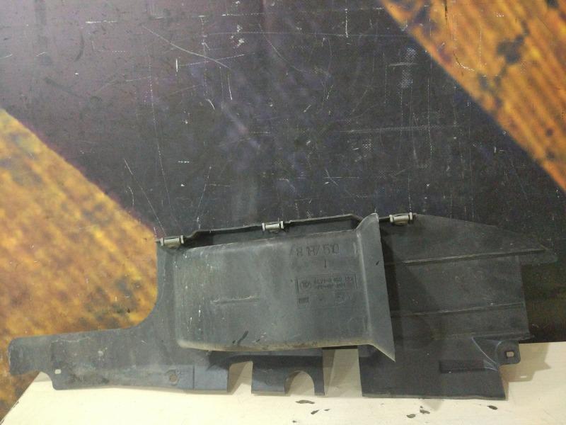 Воздуховод охлаждения тормозов Bmw 528I E39 M52TU 1999 передний правый