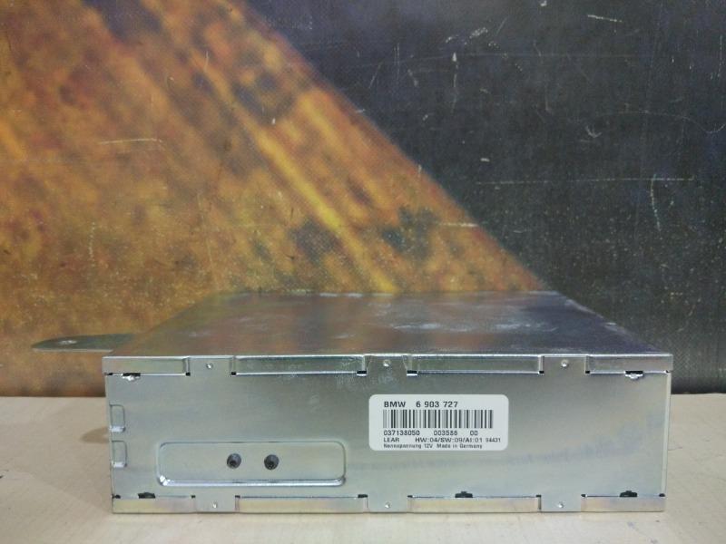 Видеоблок Bmw 528I E39 M52TU 1999