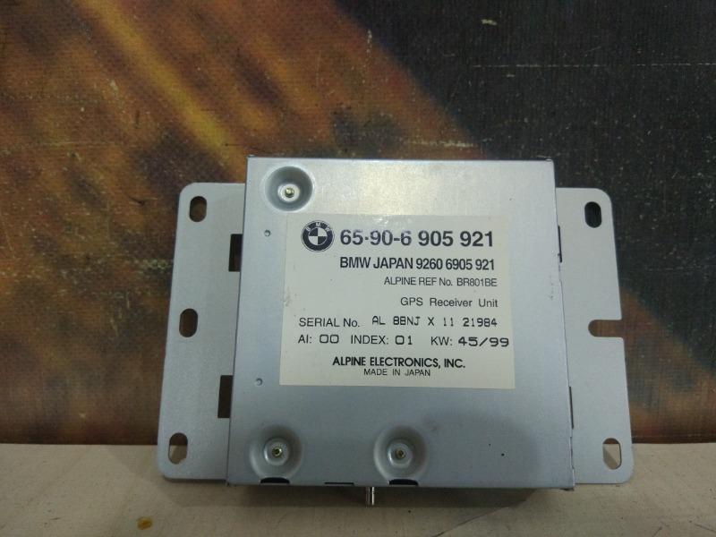Принимающий модуль gps Bmw 528I E39 M52TU 1999