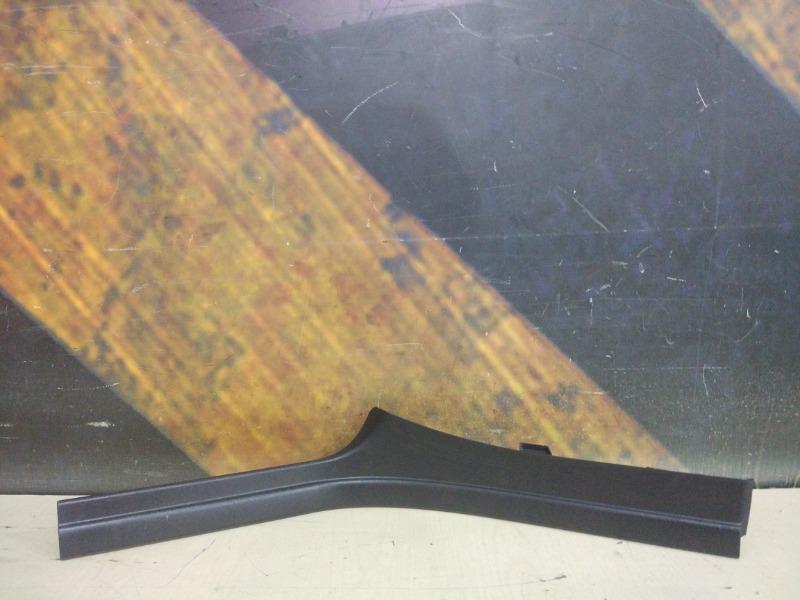 Накладка на порог Bmw X5 E53 M54 2002 задняя левая
