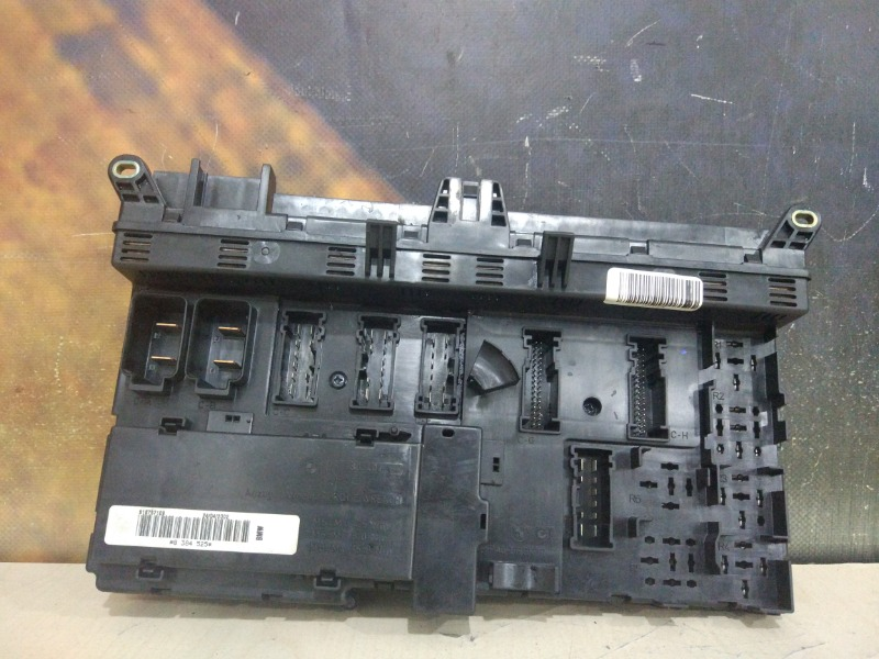 Блок предохранителей Bmw X5 E53 M54 2002