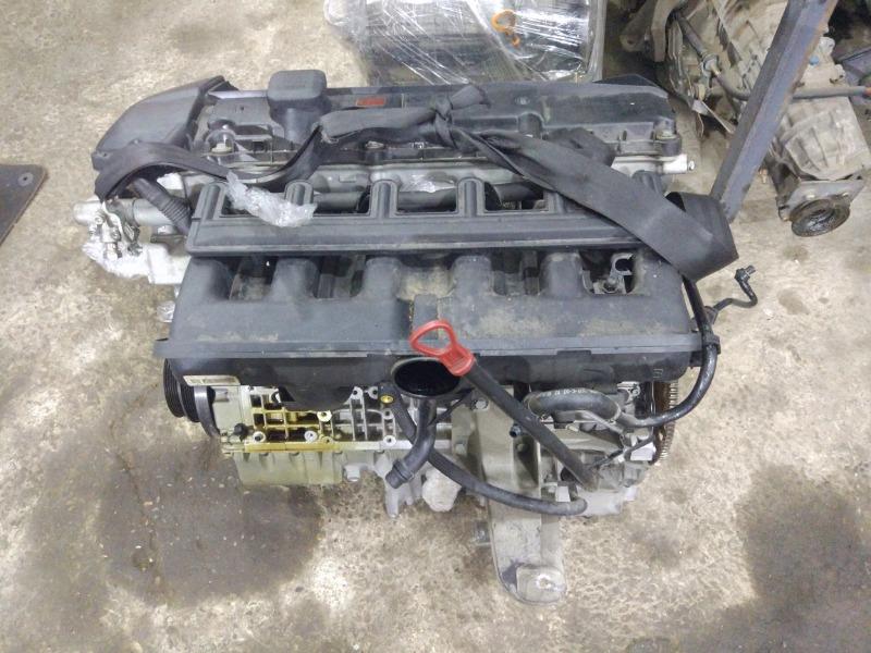 Двигатель Bmw X5 E53 M54 2002
