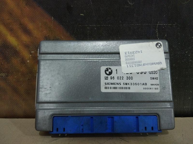 Блок управления акпп Bmw 323I E46 M52TU 1999