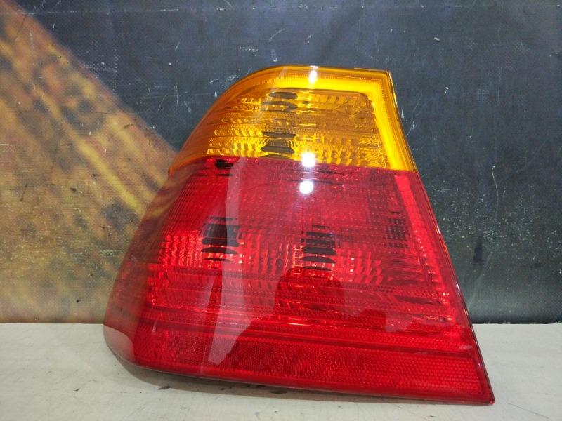 Фонарь Bmw 323I E46 M52TU 1999 задний левый