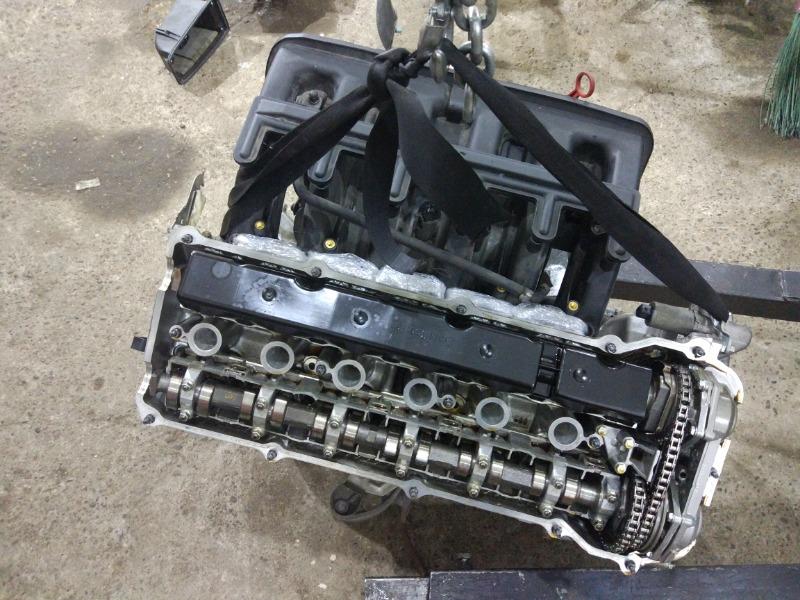 Двигатель Bmw 323I E46 M52TU 1999