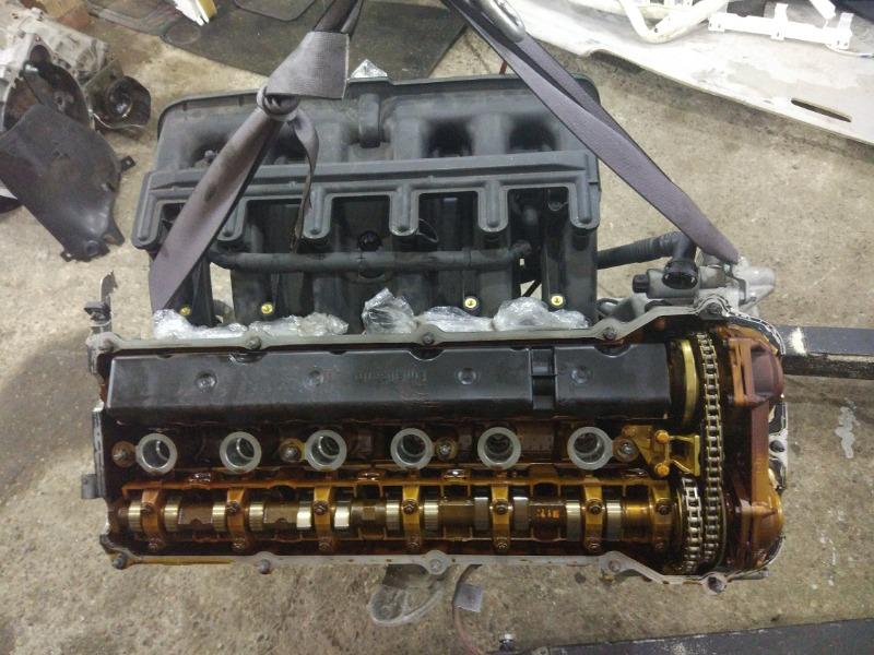 Двигатель Bmw 325I E46 M54 2004