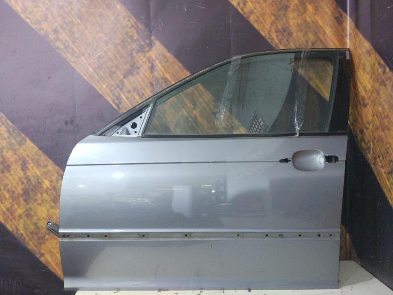 Дверь Bmw 325I E46 M54 2004 передняя левая