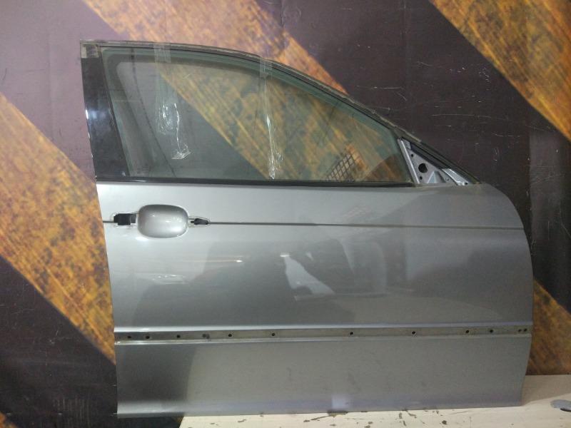 Дверь Bmw 325I E46 M54 2004 передняя правая