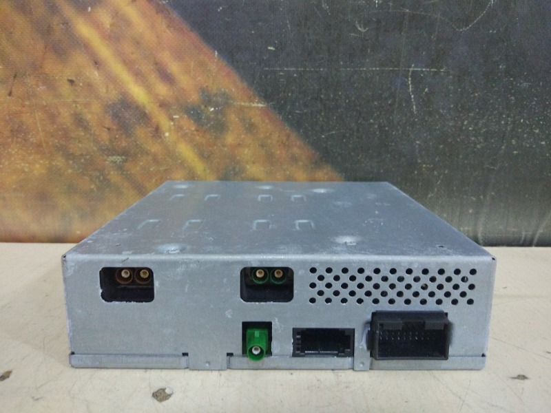 Блок управления tv тюнером Audi Q7 4L BAR 2006
