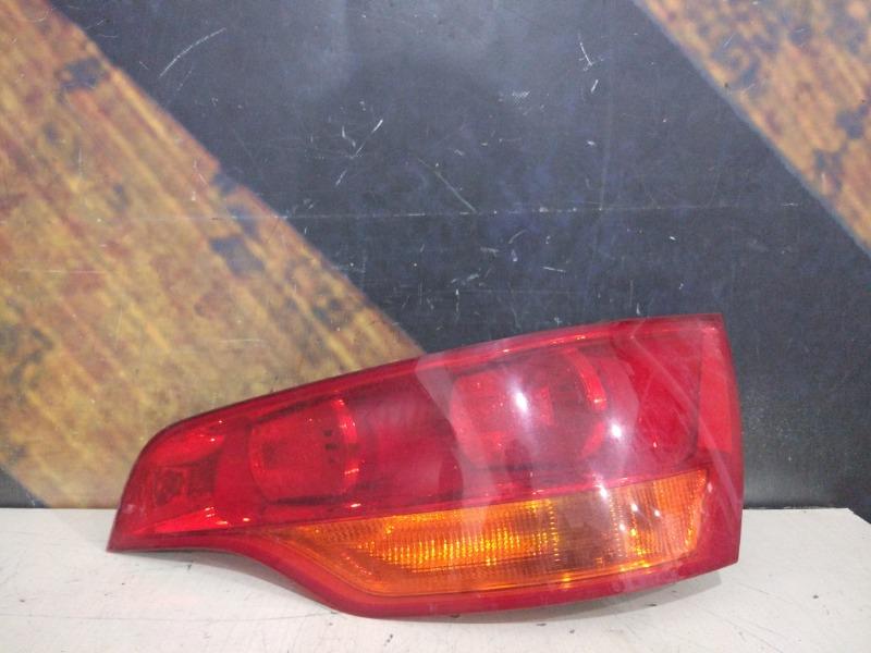 Фонарь Audi Q7 4L BAR 2006 задний правый