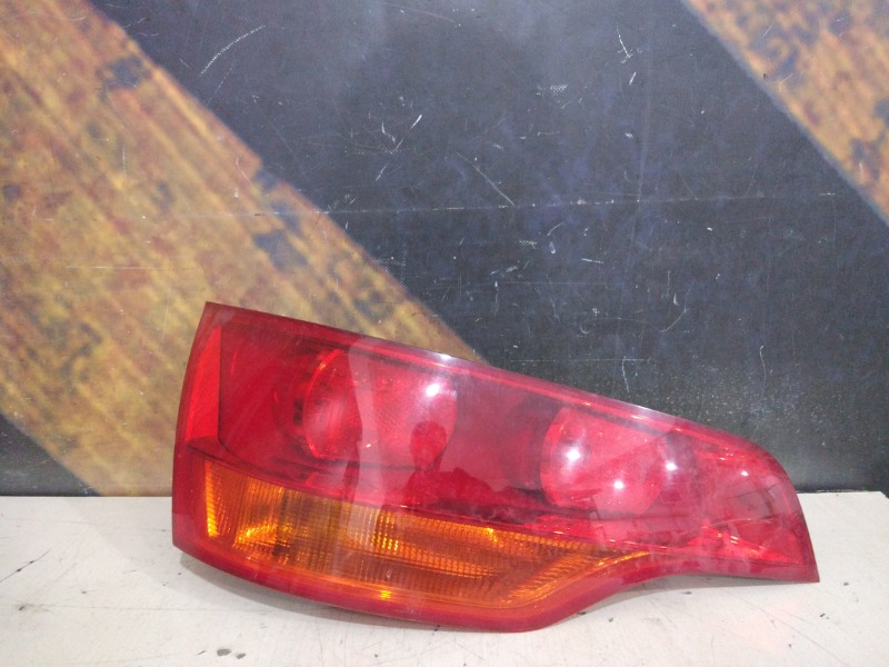 Фонарь Audi Q7 4L BAR 2006 задний левый