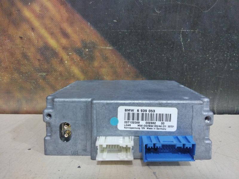 Видеоблок Bmw 530I E60 M54 2003