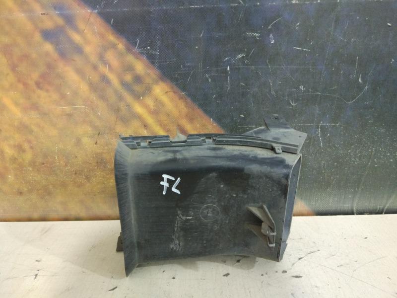 Воздуховод охлаждения тормозов Bmw 530I E60 M54 2003 левый
