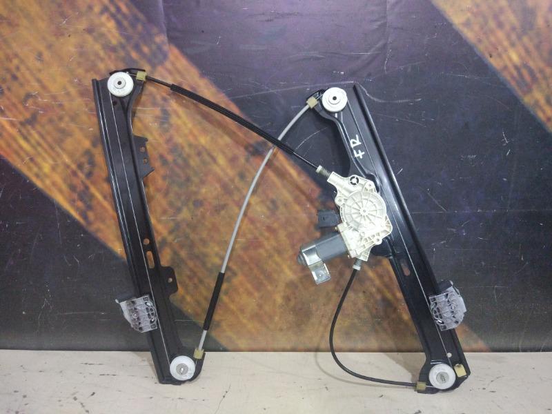 Стеклоподъемник Bmw 530I E60 M54 2003 передний правый