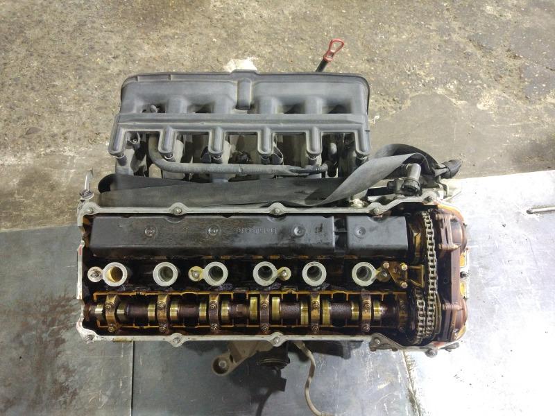 Двигатель Bmw 330Xi E46 M54 2001