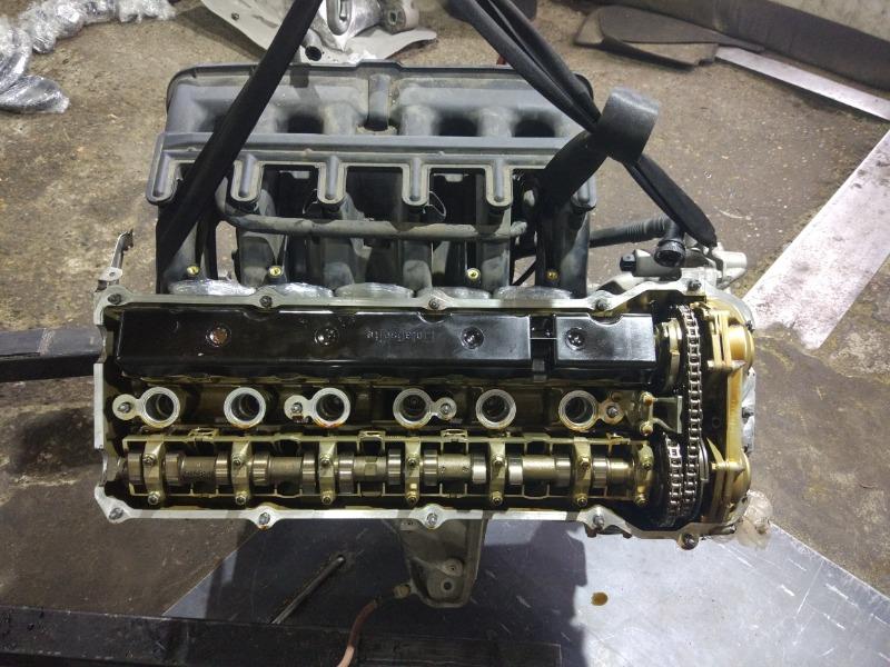 Двигатель Bmw 530I E60 M54 2003
