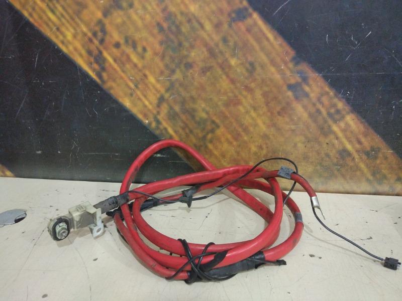 Силовой провод Bmw 530I E60 M54 2003