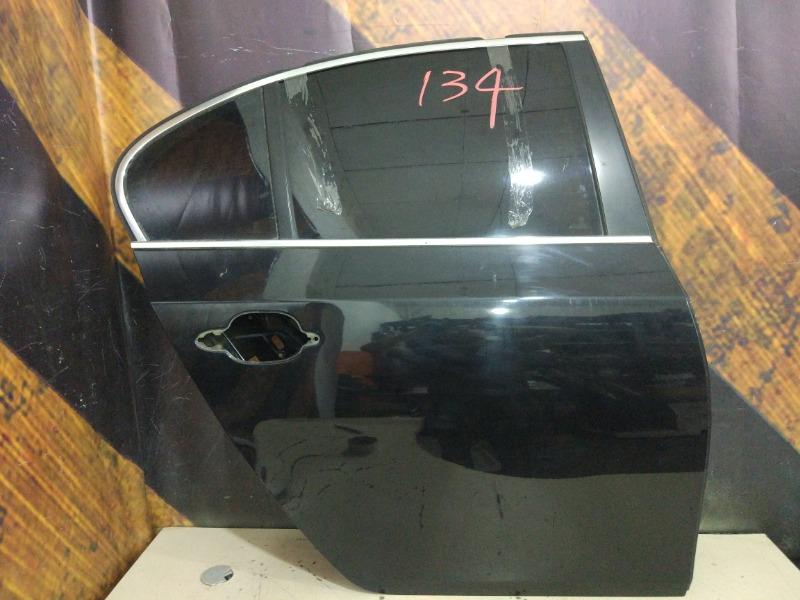 Дверь Bmw 530I E60 M54 2003 задняя правая