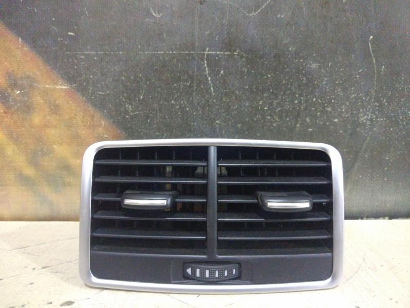 Воздуховод Audi A6 Allroad C6 AUK 2006 задний