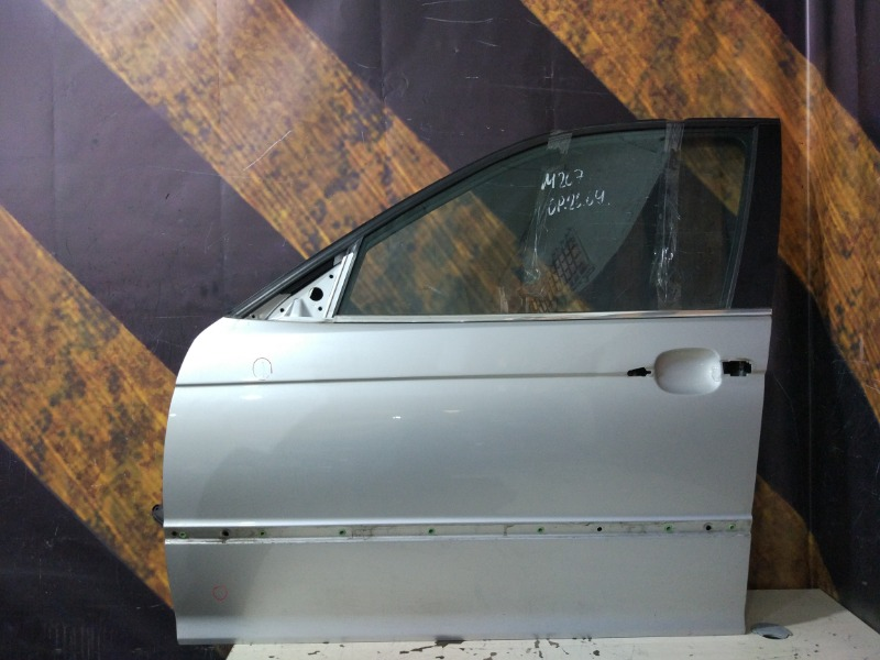 Дверь Bmw 330I E46 M54 2000 передняя левая