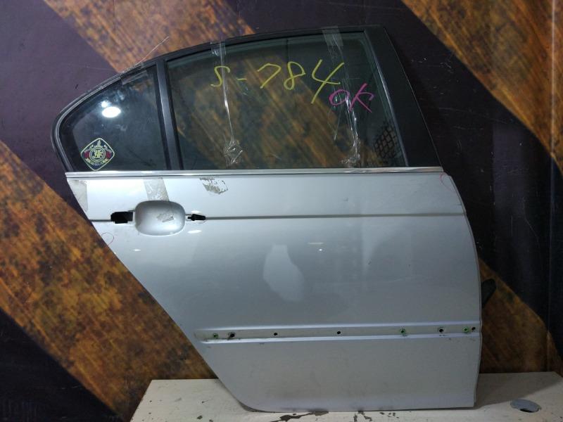 Дверь Bmw 330I E46 M54 2000 задняя правая