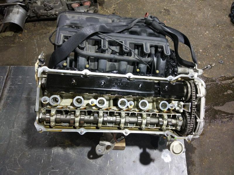 Двигатель Bmw 330I E46 M54 2000