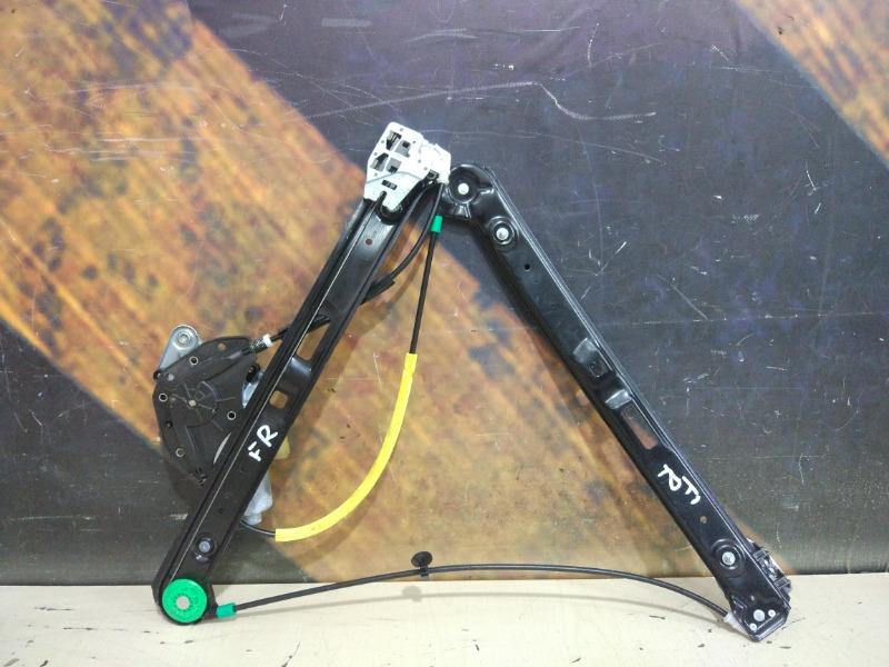Стеклоподъемник Bmw 330I E46 M54 2000 передний правый
