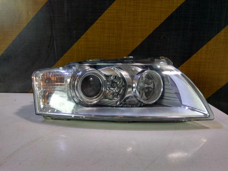 Фара Audi A8 D3 BFM 2004 правая