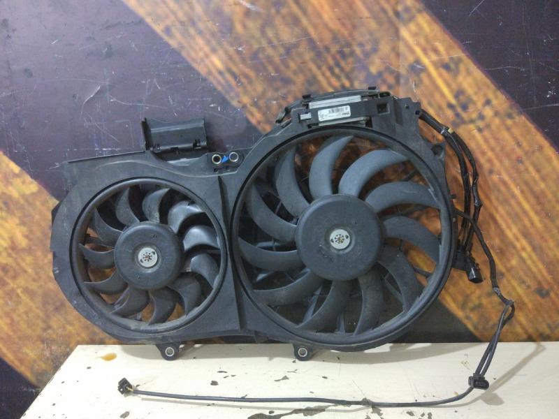 Вентилятор радиатора Audi A4 Avant B7 ALT 2005