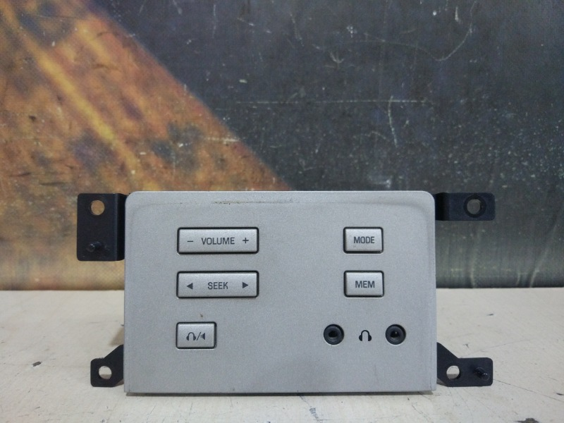 Блок кнопок Lincoln Navigator 5.4L DOHC 2002