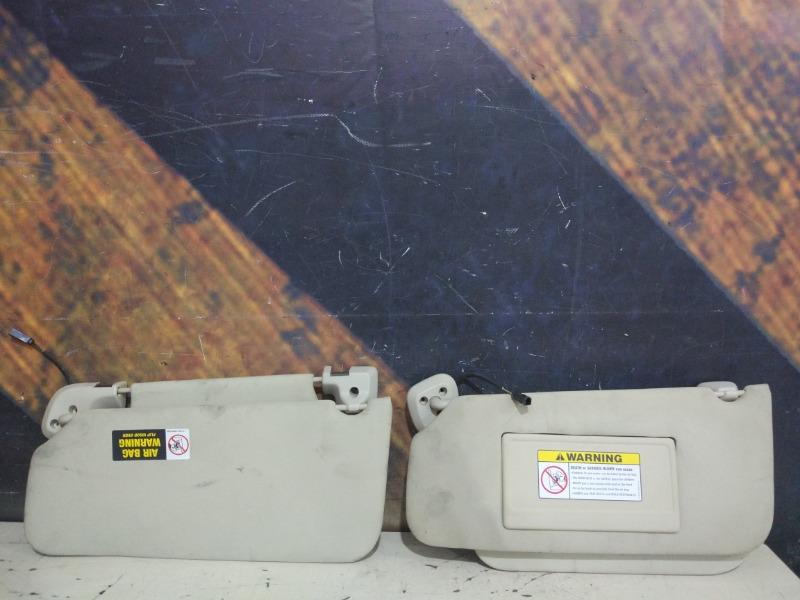 Козырек солнцезащитный Lincoln Navigator 5.4L DOHC 2002