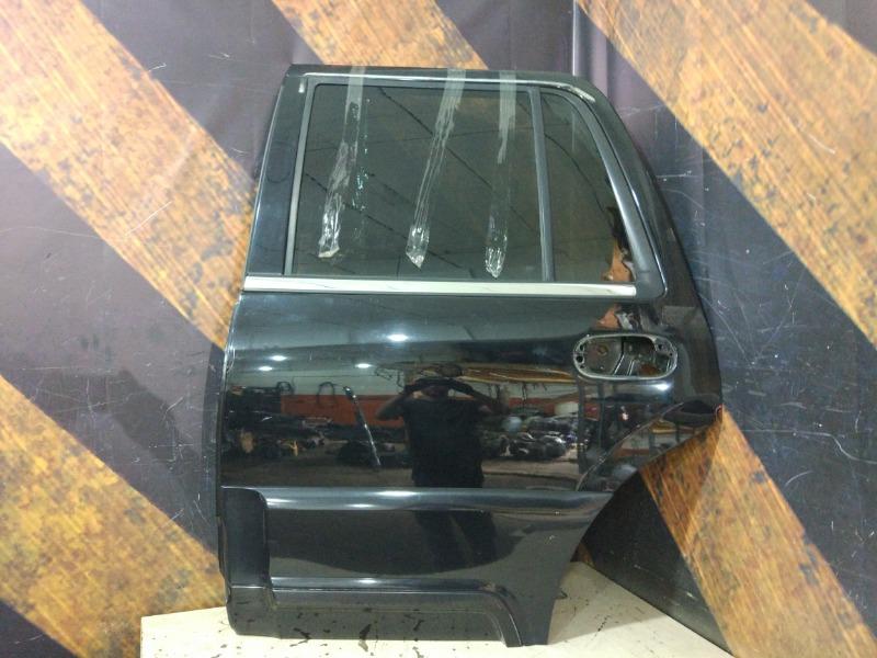 Дверь Lincoln Navigator 5.4L DOHC 2002 задняя левая