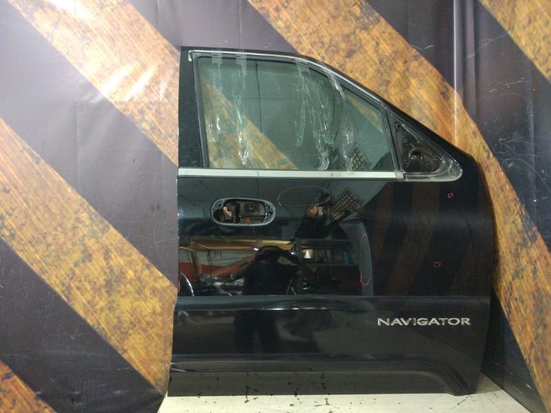 Дверь Lincoln Navigator 5.4L DOHC 2002 передняя правая