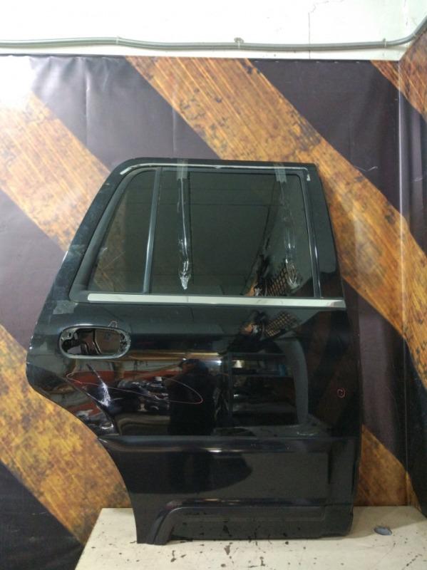 Дверь Lincoln Navigator 5.4L DOHC 2002 задняя правая