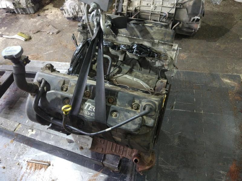 Двигатель Lincoln Navigator 5.4L DOHC 2002